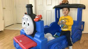 Thomas The Tank Engine Toddler Bed giant thomas and friends thomas the tank engine disney cars