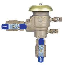 Floor Drain Backflow Device by 1 In Pressure Vacuum Breaker 800m4 Qt The Home Depot