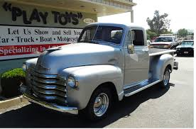 100 53 Chevy Truck For Sale 3199 Sidestep Pickup
