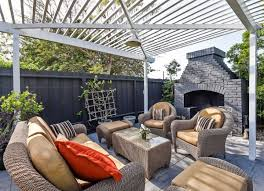 California Decor Ideas For Outdoor Living - Bob Vila Exterior Dectable Outdoor Living Spaces Decoration Ideas Using Backyard Archives Arstic Outside Home Decor 54 Diy Design Popular Landscaping Ideas Backyard Capvating Popular Best Style Delightful Kitchen Trends 9 Hot For Your Installit Are All The Rage Patio Beautiful Space In Fniture Fire Pits Attractive Stones Pit Ring Chic On A Budget Sunset Gorgeous And Room Photos Fireplace Images