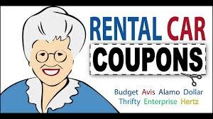 Budget Car Rental Coupons - Budget Printable Coupons And ...