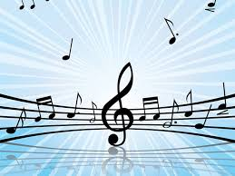Music Melody Art Background
