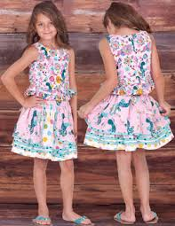 Jelly The Pug Allegria Anabelle Skirt Set