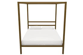 Crate And Barrel Colette Bed by Canopy Bed Pics
