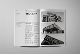 100 Modern Architecture Magazine Template On Student Show