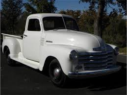 100 1951 Chevy Truck For Sale Chevrolet 3100 For ClassicCarscom CC1158052