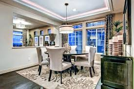 Dining Room Area Rugs Ideas Image Of Cute