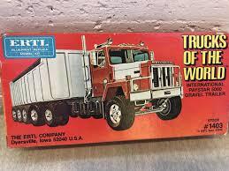 100 Ertl Trucks ERTL Ofthe World International Paystar 5000 Gravel