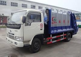 Waste Management Garbage Truck(Diesel Dumping Garbage Truck,Euro 4 ...