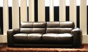 canapé cuir fauve canape en cuir marron 1 avec canap vintage 3 places interieur