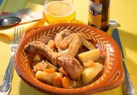 cuisine recette poulet poulet de janzé à la bière britt cuisine à l ouest