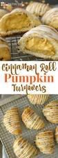 Libby Pumpkin Roll Recipe by Cinnamon Roll Pumpkin Turnovers Easy Peasy Pleasy