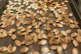 Roasted Shelled Pumpkin Seeds Nutrition by Roasted Pumpkin Seeds My Seedy Little Secret U2013 Erika Brown R D