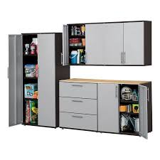 Gladiator Wall Mount Cabinet by Garage Cabinets And Storage Systems Walmart Com