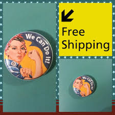 Rosie The Riveter Feminist Power Button Pin: FREE SHIPPING ... Etsy Coupon Codes Not Working Govdeals Mansfield Ohio Outdoor Pillow Earth 20 Planet World Earth Day Red Cross Benefit Mother Stewards Vironment Ecology Big Blue Marble Home Habitat My Free Ce Code Magicjack Renewal Showpo Discount October 2019 Findercom Coupon Codes Free Tutorials On Techboomers And Promotions Makery Space Offering Coupons Discounts In Your Shop Creative Fanatics Code Promo 40 Listings Open Shop Uncommon Goods Shipping 2018 Family Deals