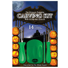Where Did Carving Pumpkins Originated amazon com the ultimate pumpkin carving kit with 10 pop out