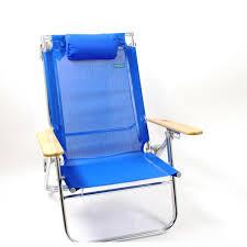 Rio Gear Backpack Chair Blue by Surfgear