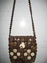 Handicraft Of Coconut Shell