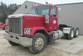 100 Gmc Semi Trucks 1983 GMC General Semi Truck Item K6155 SOLD May 4 Truck
