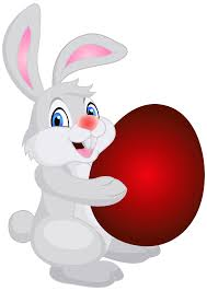 Bunny clipart red Pencil and in color bunny clipart red