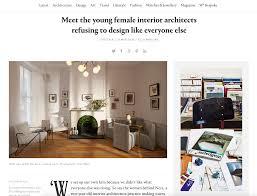 100 Interiors Online Magazine Press No12 Studio