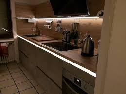 nolte küche hochmodern sensor led grifflos 11 monate alt