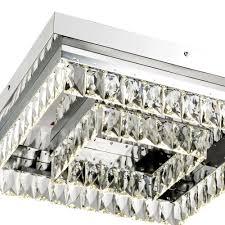 kristall decken le ess zimmer beleuchtung chrom küchen