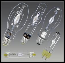 High Pressure Metal halide Lamps