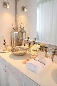 Bathroom Mosaic Mirror Tiles by Best 25 Tile Around Mirror Ideas On Pinterest No Sanding White