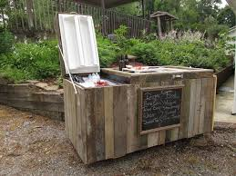 Don't Throw Your Old Fridge Yet.. Grab It And Make This Awesome ... Patio Cooler Stand Project 2 Patios Cabin And Lakes 11 Best Beverage Coolers For Summer 2017 Reviews Of Large Kruses Workshop Party Table With Built In Beerwine Ice How To Build A Wood Deck Fox Hollow Cottage Diy Your Backyard Wheelbarrow Foil Smoker Outdoor Decorations Beer Wooden Plans Home Decoration 25 Unique Cooler Ideas On Pinterest Diy Chest Man Cave Backyard Our Preppy Lounge Area Thoughtful Place