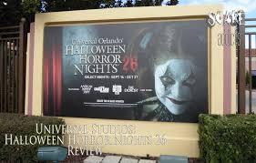 Universal Studios Orlando Halloween Horror by Universal Studios Orlando Halloween Horror Nights 26 Review