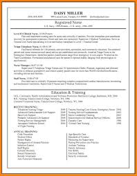 School Nurse Resume Samples 2 14