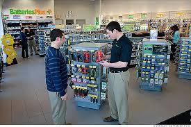 inside store 2 batteries plus bulbs office photo glassdoor ca
