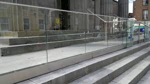 Glass Balustrade | Decoration Designs Guide Glass Stair Rail With Mount Railing Hdware Ot And In Edmton Alberta Railingbalustrade Updating Stairs Railings A Split Level Home Best 25 Stair Railing Ideas On Pinterest Stairs Hand Guard Rails Sf Peninsula The Worlds Catalog Of Ideas Staircase Photo Cavitetrail Philippines Accsories Top Notch Picture Interior Decoration Design Ideal Ltd Awnings Wilson Modern Staircase Decorating Contemporary Dark