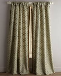 Tahari Home Curtains 108 by Amity Home Radiance Silk Curtains