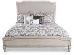stanley classic portfolio european cottage upholstered bed