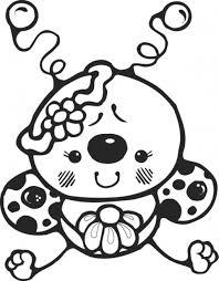 Sheet Cute Ladybug Coloring Sheet To Print Cute Ladybug Coloring