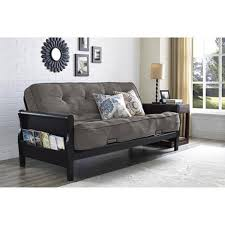 Mainstays Sofa Sleeper Black Faux Leather by 18 Mainstays Sofa Sleeper Full Gatco Marina Shower Curtain