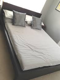 Malm Low Bed by Weekend Tweaks Ikea Malm Headboard Tweak