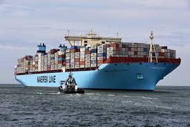 MV Maersk Mc Kinney Moller