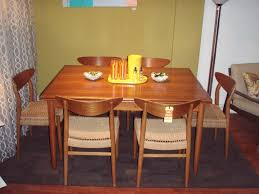 Danish Dining Room Set Innovative With Picture Of Plans Free On