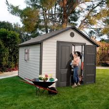 11 x 13 5 ft outdoor storage shed building