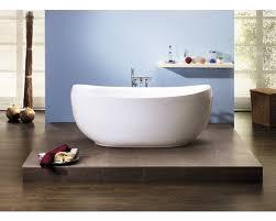 freistehende badewanne pessoa 180x83 5 cm weiß inkl ab und überlaufgarnitur