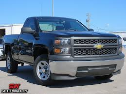 Used 2014 Chevy Silverado 1500 Work Truck RWD Truck For Sale In Ada ...