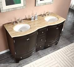 Bathroom Sink Vanities Overstock by Ideas Of Double Sink Home Depot Bathroom Vanities With Sink Tops