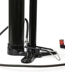 Lezyne Steel Floor Drive Pump Canada by Lezyne Digital Pressure Overdrive Tank Floor Pump Black