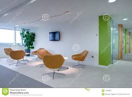 Compact Modern Office Reception Area Seating Full Size