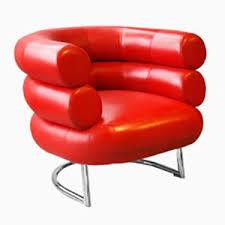 Bibendum Chair By Eileen Gray by Eileen Gray