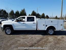 New 2018 GMC Sierra 2500 Service Body For Sale In Madison, TN | #C80713