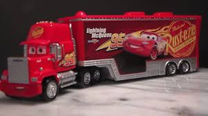 CARS 3 MACK HAULER DISNEY PIXAR LIGHTNING MCQUEEN PISTON CUP NEW ... Disney Pixar Cars Mack Truck Carrier Hauler 18 Storage Carrying Mack Truck In Trouble With Train Cars For Kids Disneypixar Playset Walmartcom 3 Big 24 Diecasts Tomica Lightning Mcqueen Tomica Rescuego Takara Tomy Disneypixcars Amazoncom Large Scale Toys Blackgold Scale Memorial Cecil Spurlocks Son And Familys Trailer Jada Diecast 124 Cstruction Videos For Mcqueen Garage